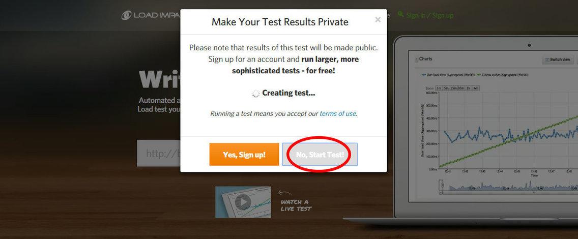 ユーザー登録なしでも大丈夫です
