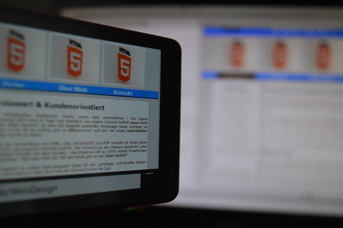 タグ・HTMLとは。ホームページの基礎技術