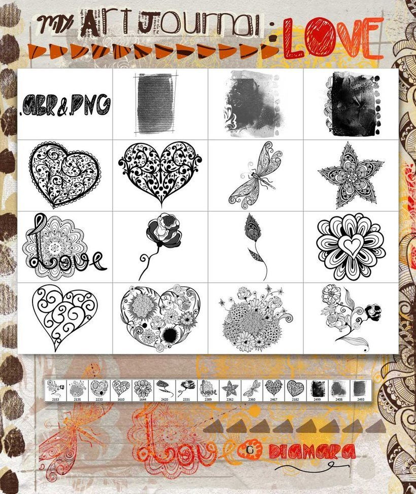 My ArtJournal Love