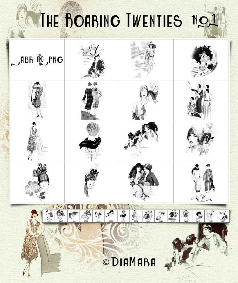 The Roaring Twenties No.1