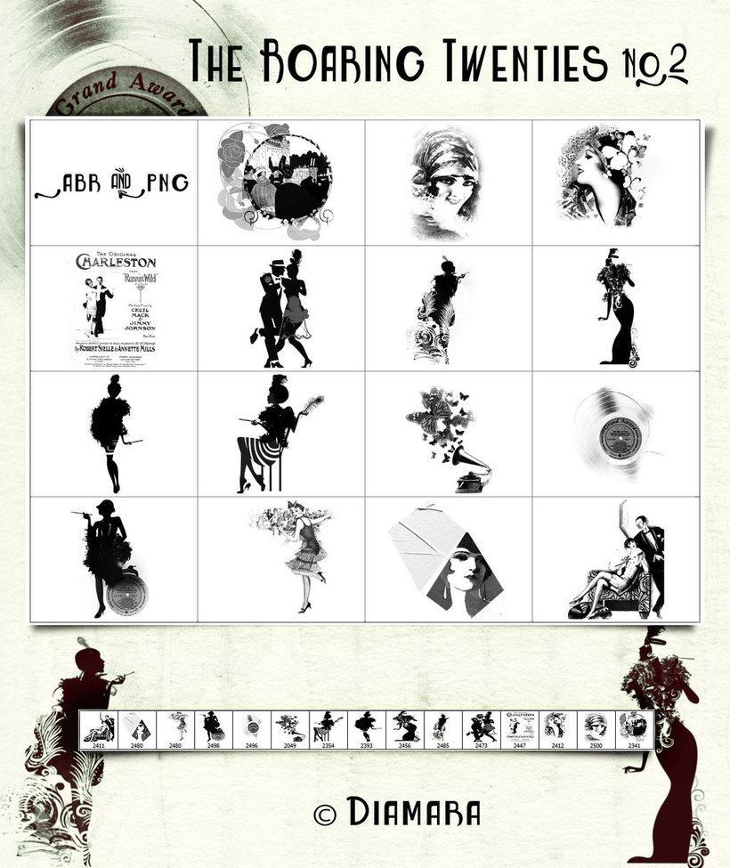 The Roaring Twenties No.2