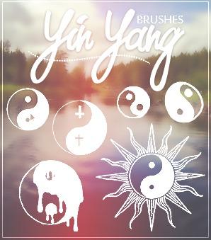 Yin Yang Brushes