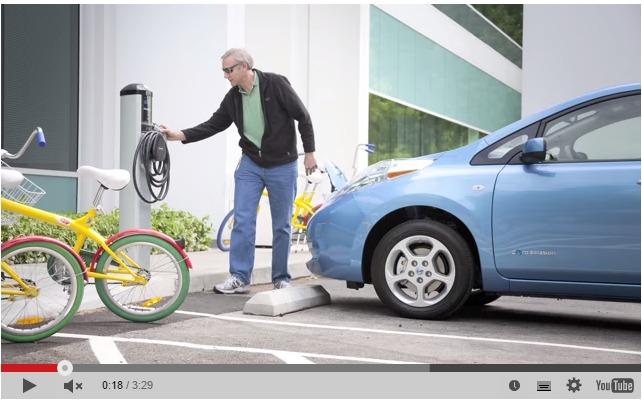 すでに米国最大級のEVカー充電ステーションをインフラ保有