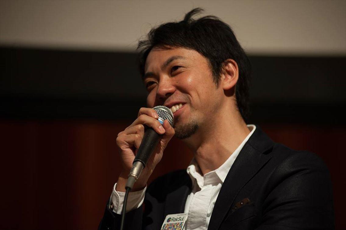 ラクスル 代表取締役 松本 恭攝氏