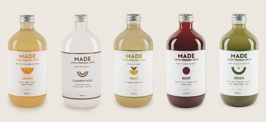altCold Pressed Juice