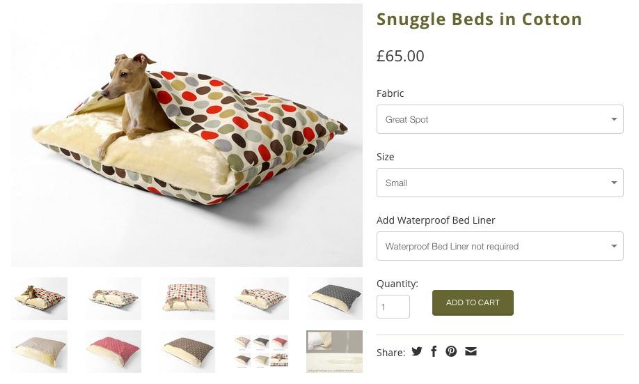 altSnuggle Beds