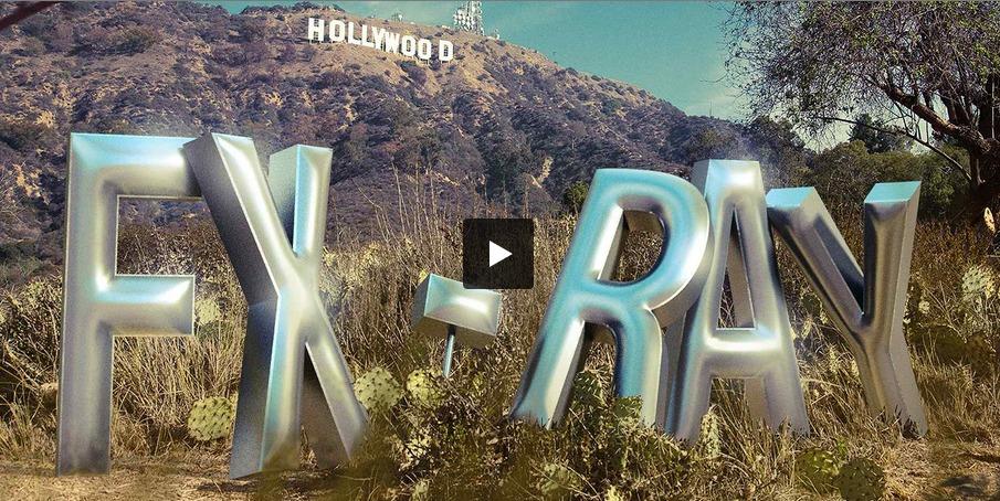 リアルな3Dテキストを風景画に合成する方法