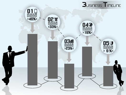 Business Infographic creative design 1919