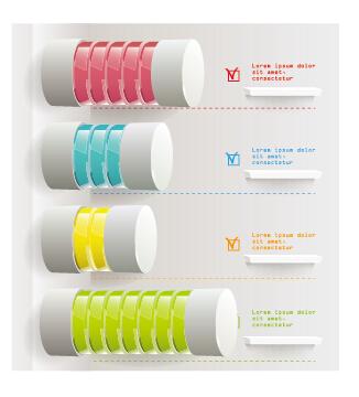 Business Infographic creative design 2058