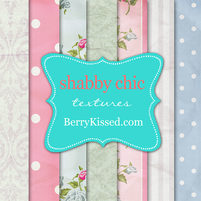 Shabby Chic Textures