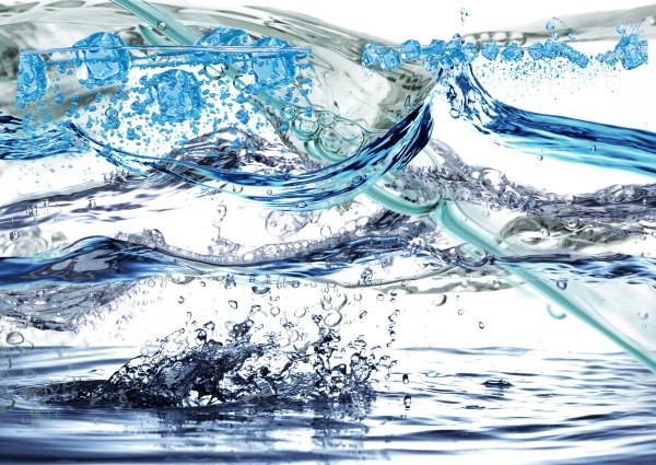 Water Wave psd material