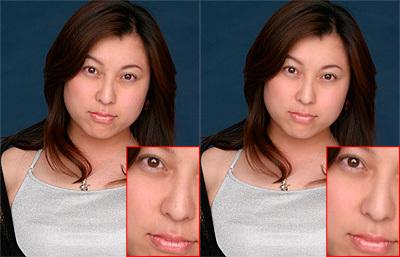 女性の肌をツヤツヤに仕上げる方法