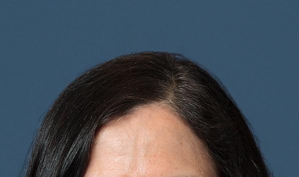 はねた髪の毛を目立ちにくくする方法ト