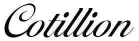 Cotillion Regular