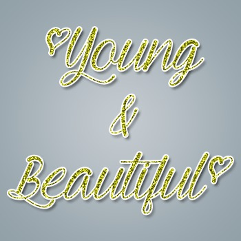 Young & Beautiful Font