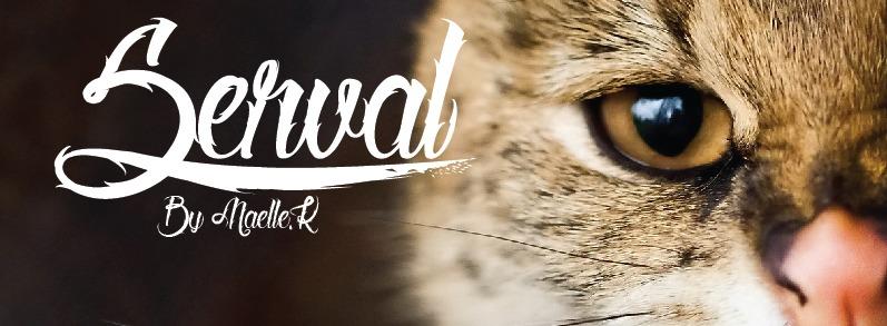 Serval Font