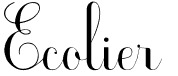 Ecolier Pointilees