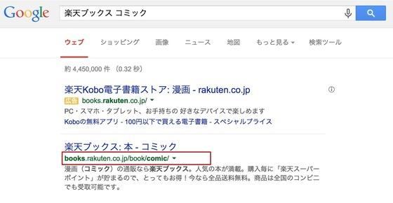 日本語URL