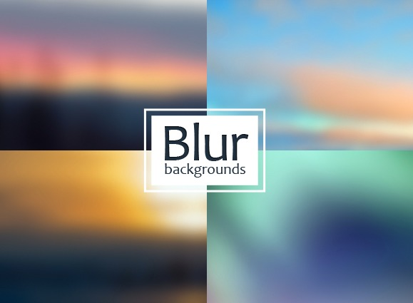 Free Blur Backgrounds
