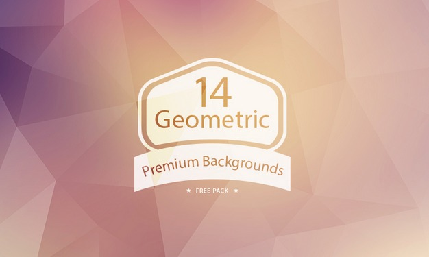 14 Geometric Backgrounds 14