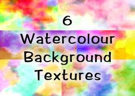 Watercolour Texture Backgrounds