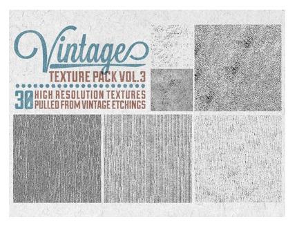 Vintage Texture Pack vol.3