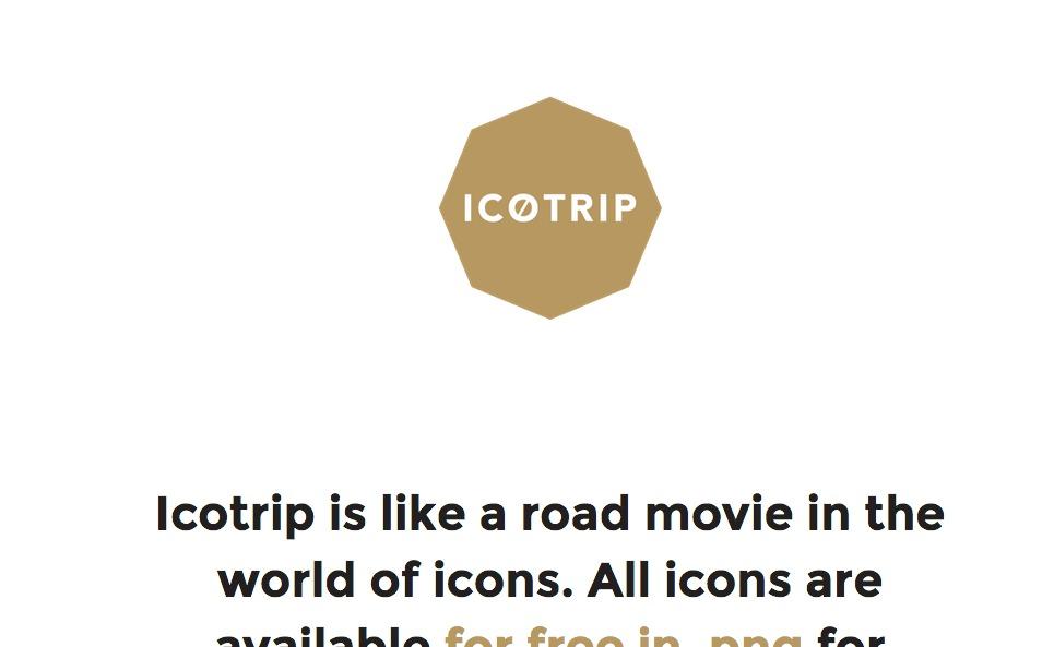 Icon Trip