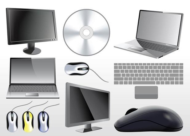 3d computer vectors