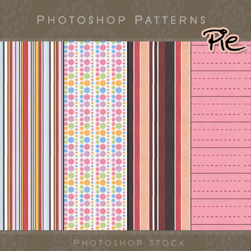 Pie – Photoshop Patterns