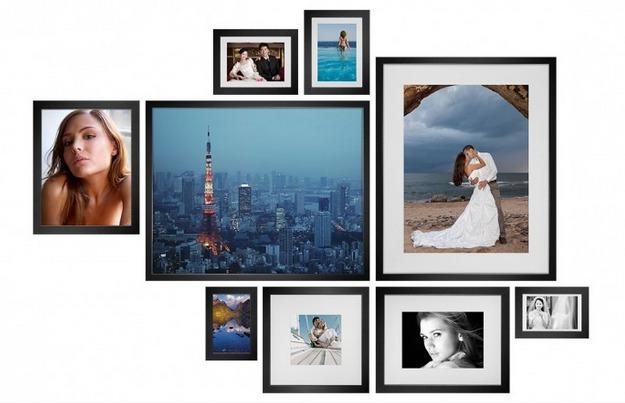 5 Picture Frame Mockups