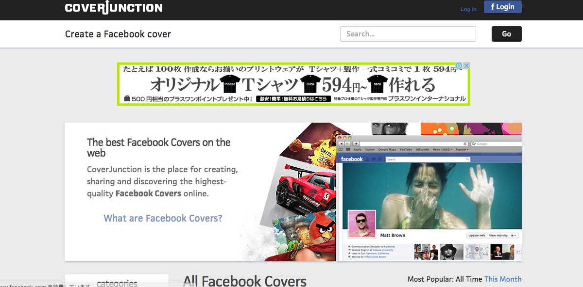 COVER JUNCTION