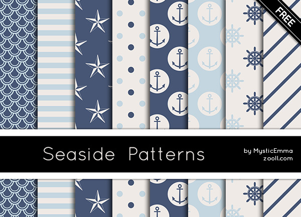 GOODIES: SEASIDE PATTERNS