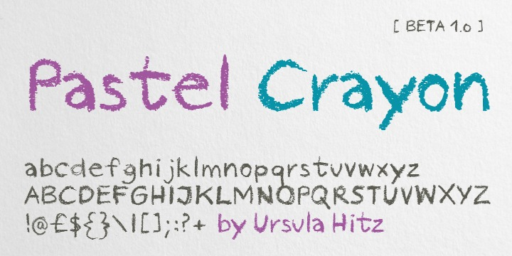 Pastel Crayon