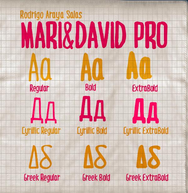 Mari & David Font