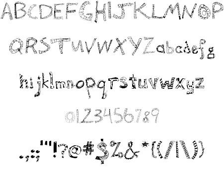 Camden font