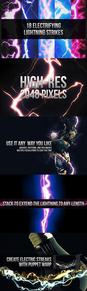 18 Electrifying Lightning Brush Strikes