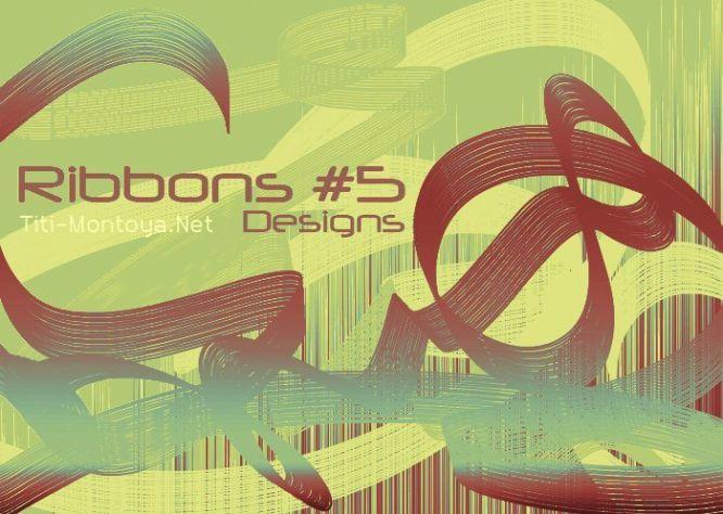 Ribbons #5