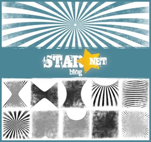 Grunge worn lines Vol 1.