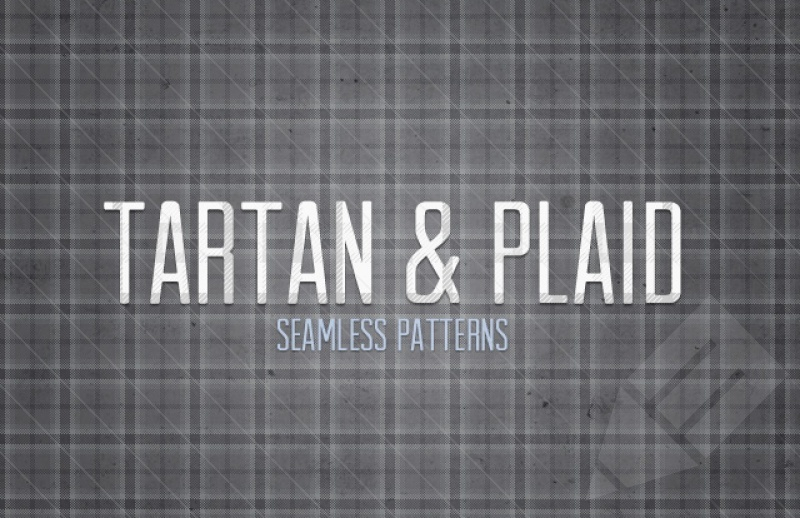 Seamless Tartan & Plaid Patterns