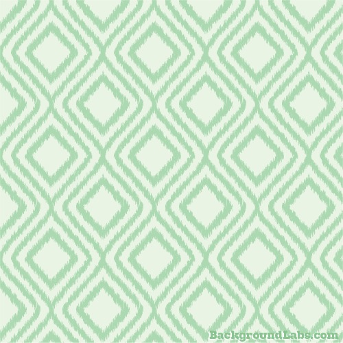 Seamless Retro Ikat Pattern
