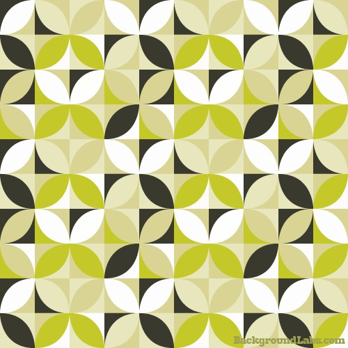 Retro Mosaic Pattern