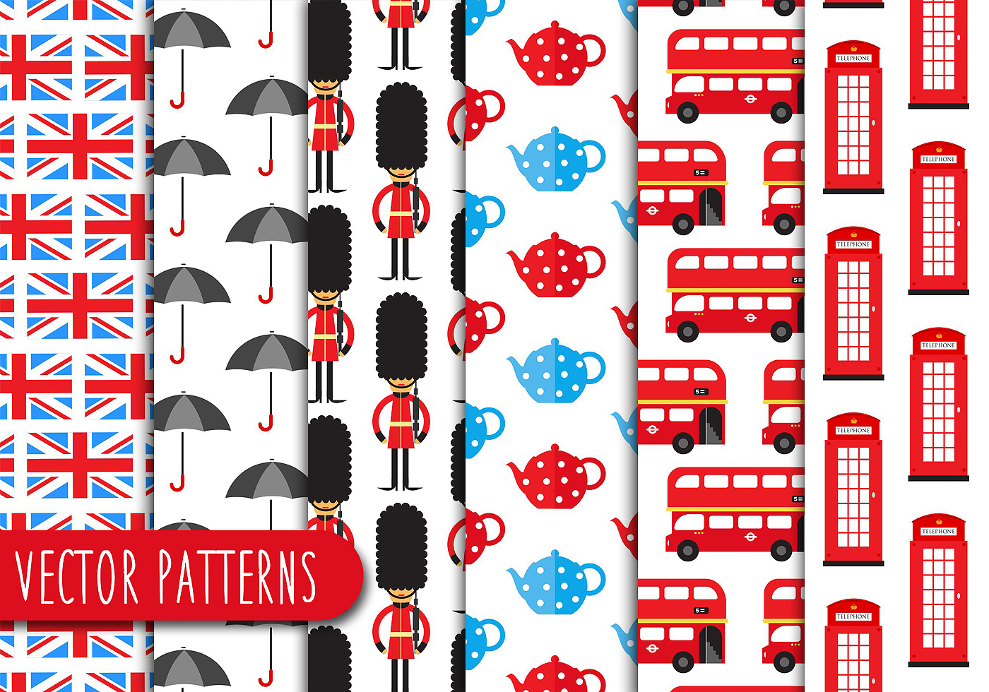 London Pattern set
