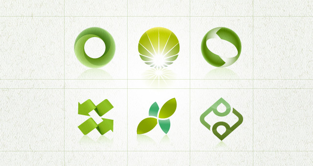 Environment Logos Template Set