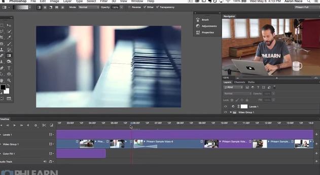 ビデオクリップを綺麗につなぐ方法