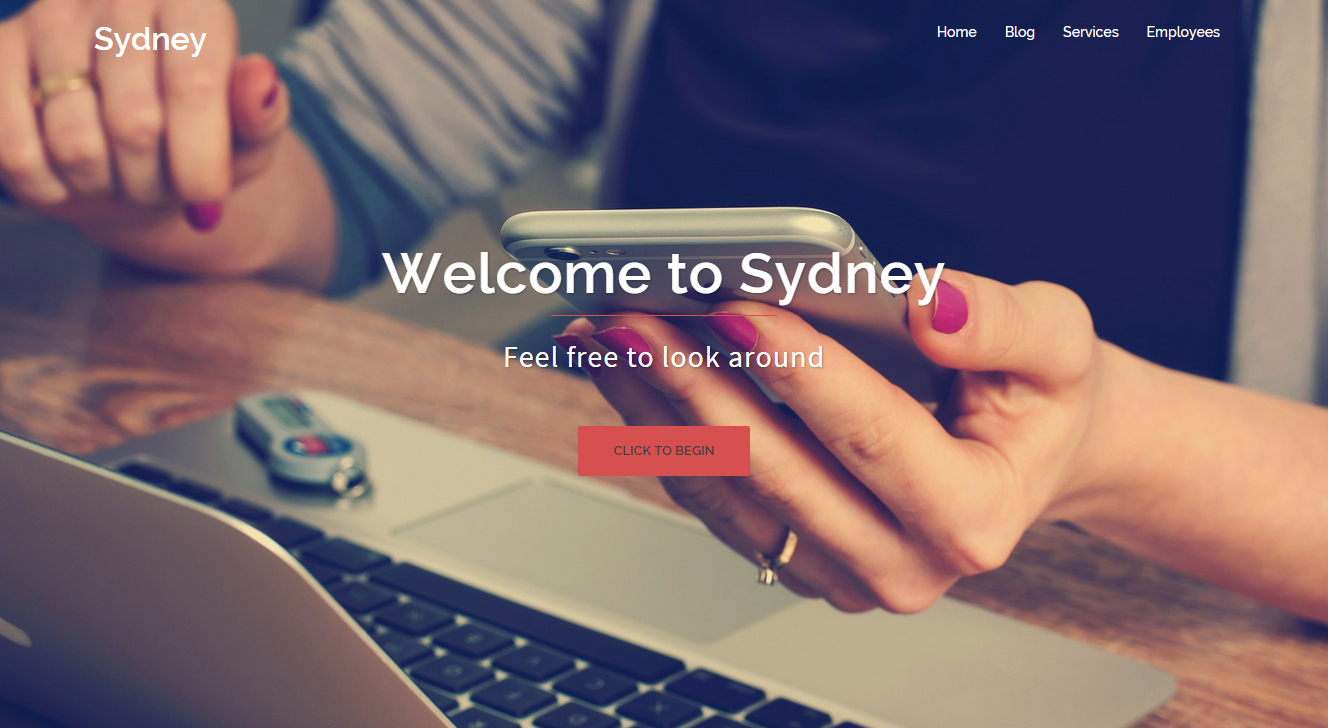 Sydney -WordPressテーマ-