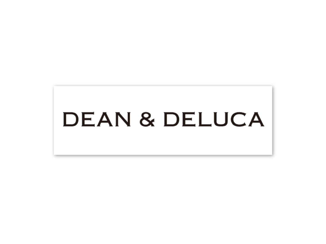 DEAN & DELUCA|Copperplate Gothic