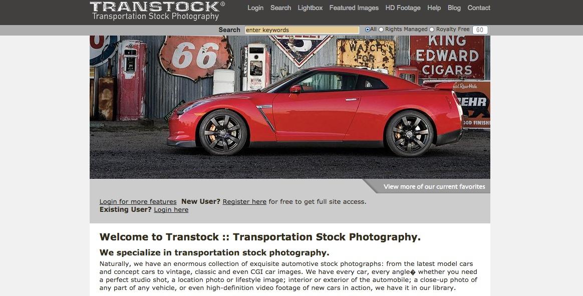 Transtock