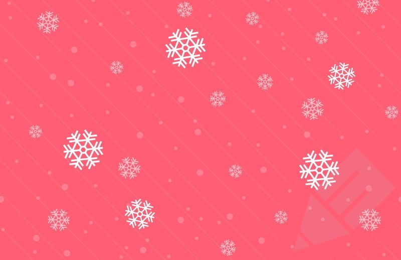 Seamless Snow Backgrounds