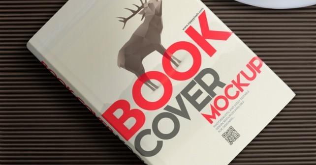 Book Mockup – Hardcover Book