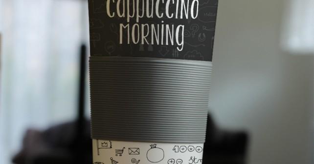 Coffee Cup Mockup V.16
